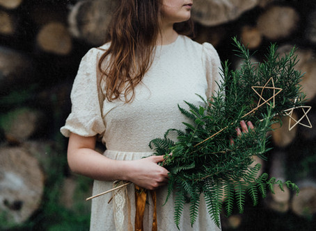 Wild and Whimsical mini styled shoot in West Yorkshire by Miss Whittington's Photography