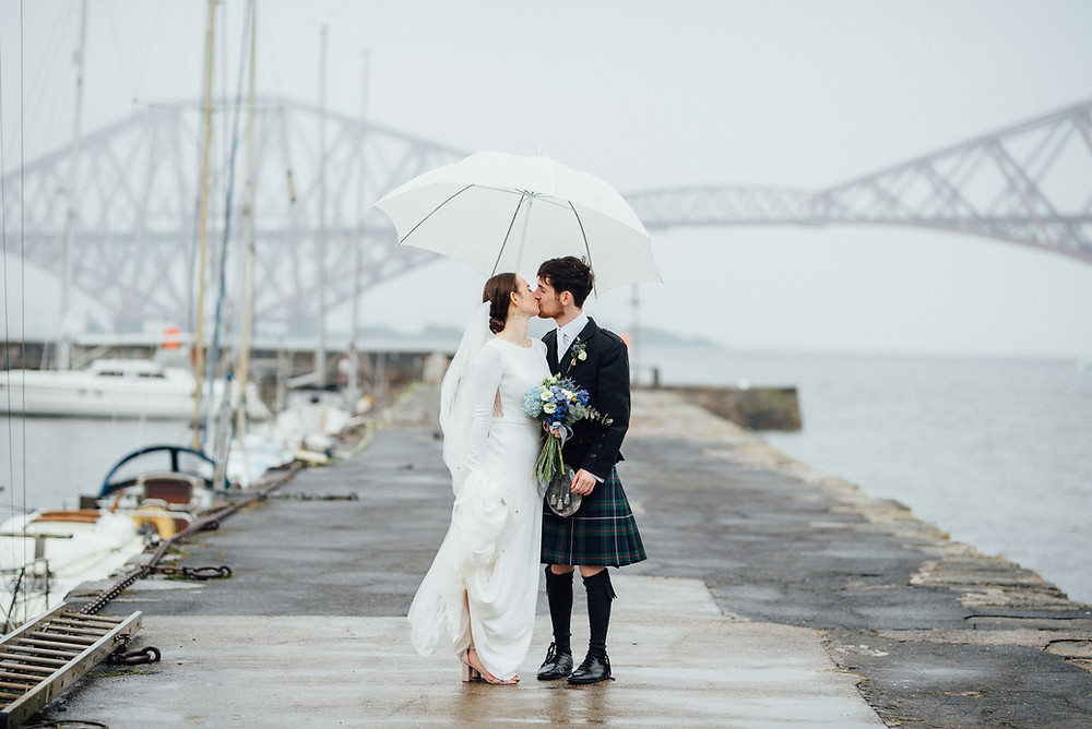 Forth Bridge Wedding South Queensferry