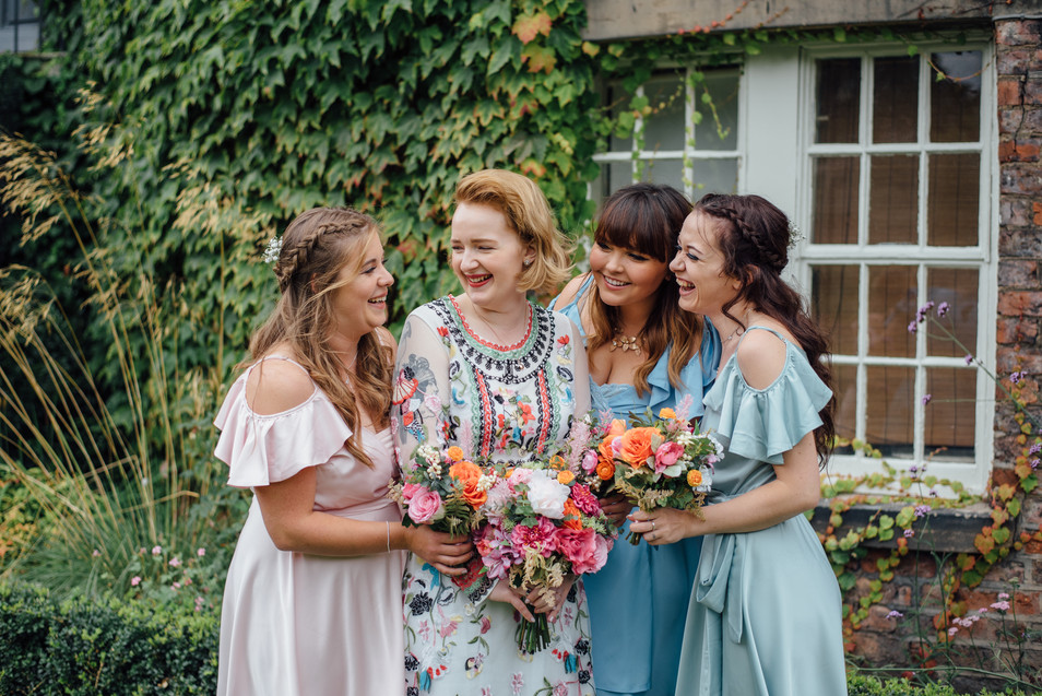 Grays Court Hotel Wedding York