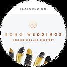 Wildwood and Eden wedding feature