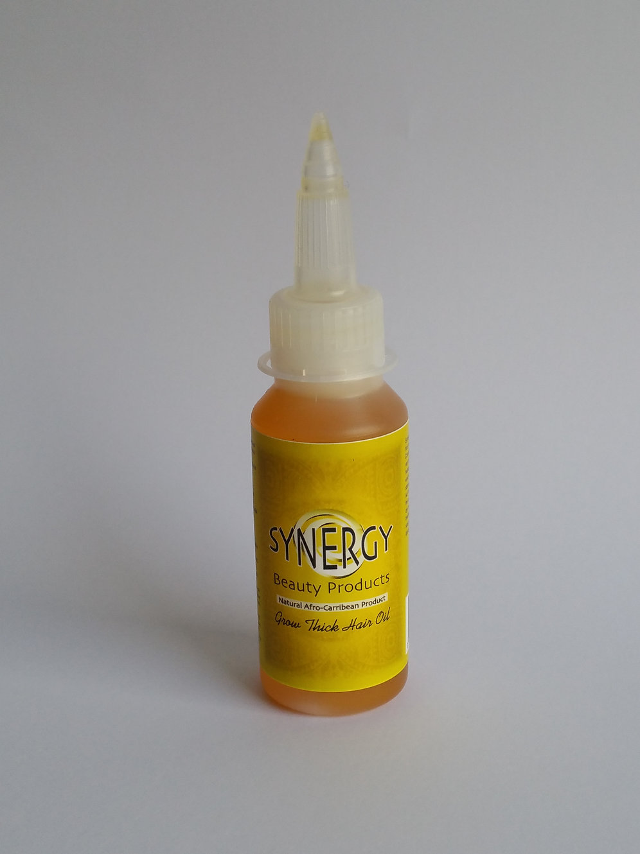 Grow Thick Hair Oil