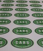 Company Logo Stickers