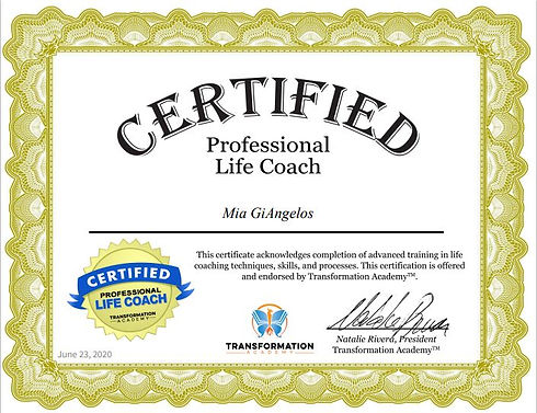 Certification Professional Life Coach.JP