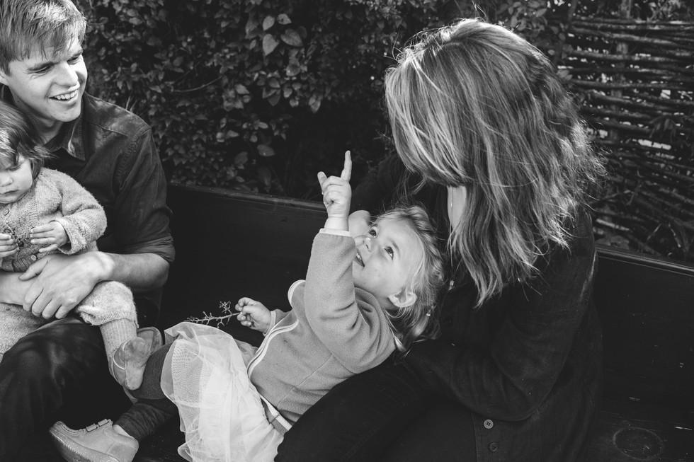 Ingeborg, Kirsten & parents