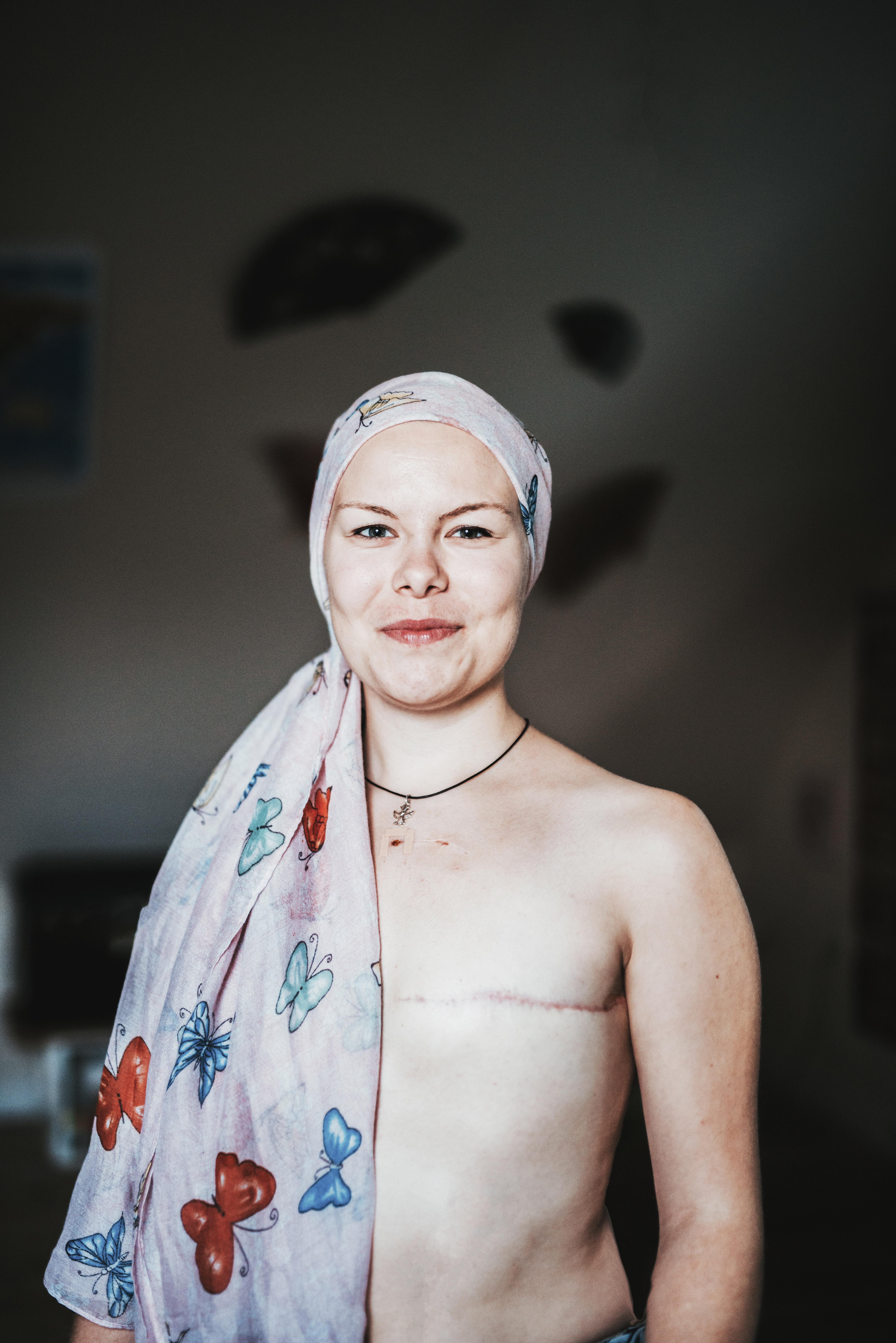 Liv Kastrup, 1 copy