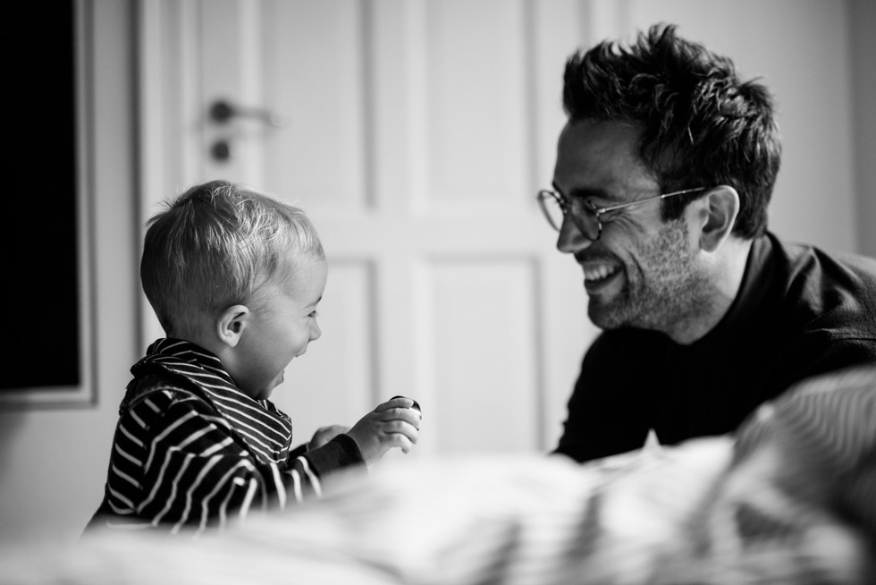 Ebbe & father