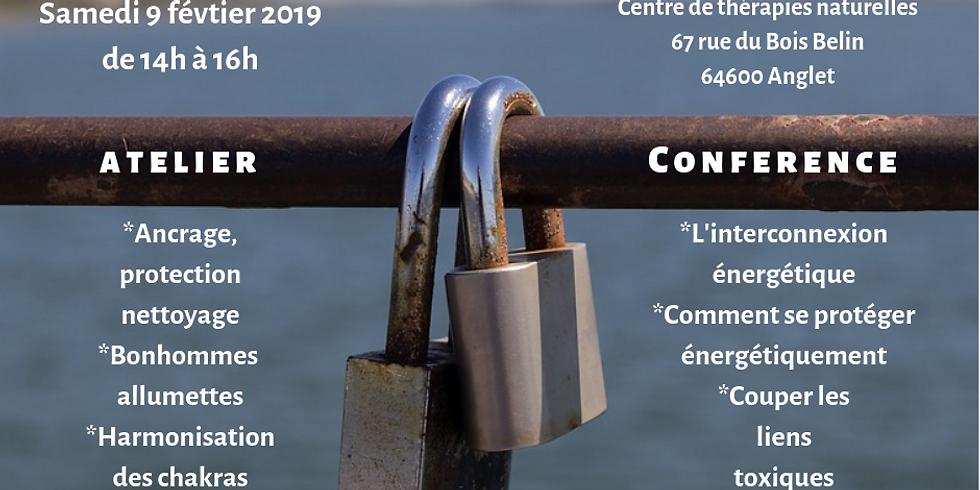 Atelier Conférence Se libérer des liens d'attachement négatifs