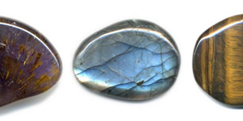 Conférence: Les pierres de protection samedi 20 avril 18:30