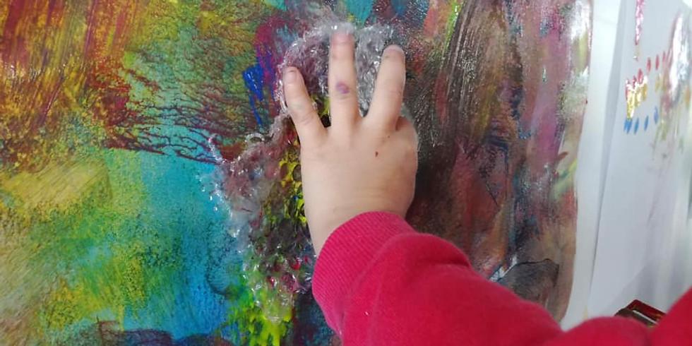 Baby art le samedi 18 mai 10h-12h (18 mois à 4 ans)