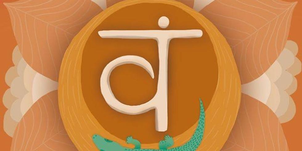 Atelier YOGA à thèmes (2ème chakra, SVADHISTHANA )
