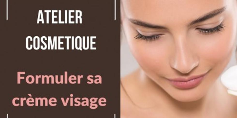 Formuler sa crème visage sur mesure avec Princesse Lia - Atelier Complet