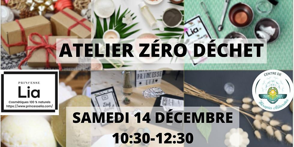 Atelier Zéro déchet - Fabriquez vos cadeaux! avec Princess Lia Pays Basque