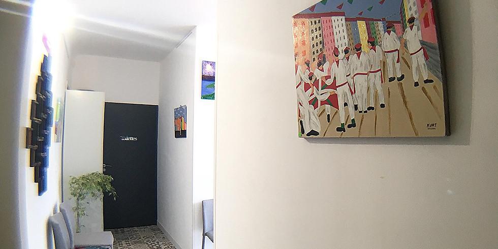 Vernissage d'Expo Didier Dordeins artiste peintre vendredi 24 mai a 19:00