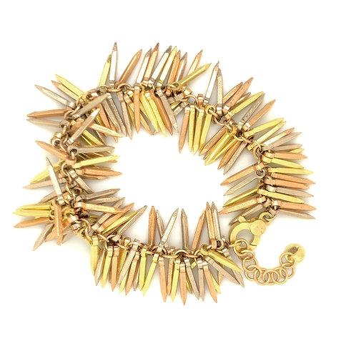 Mixed Nail Tips Bracelet