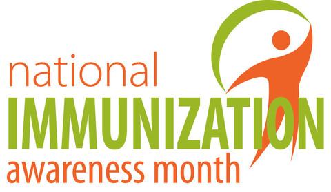 August is National Immunization Month