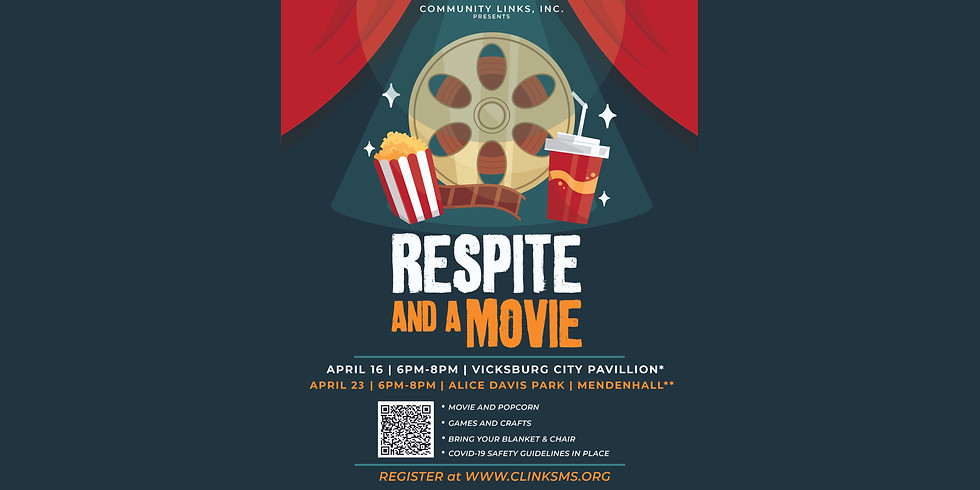 Respite and a Movie in Mendenhall