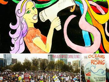 """Marchas pela ciência e cultura popular: """"O que nós temos aqui é uma falha de comunicação"""""""
