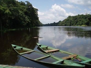 "Amazonas: um mar de ""água doce"""