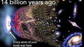 Uma breve história do Big-Bang ao alvorecer da vida:Parte I
