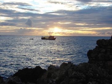 Pesquisando nas ilhas remotas do Brasil
