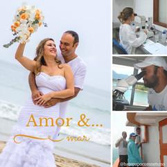 Pelo nosso imenso amor...... ao mar!!!!