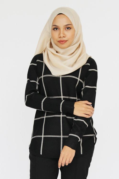 ʿĀ'ishah Knit (Black)