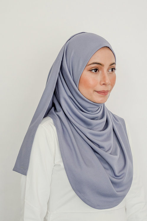 BLUE SKY PERFORMANCE INSTANT SHAWL-ANTIBACTERIAL