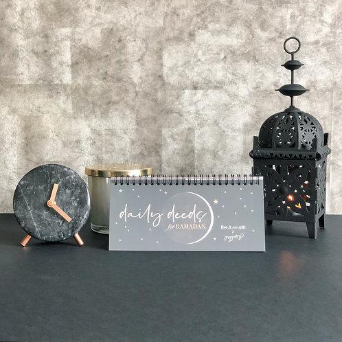 Ramadhan Daily Deeds Desk Calendar