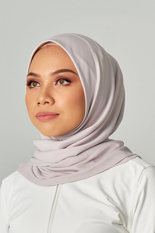 Active Performance Instant Scarf -Lavender