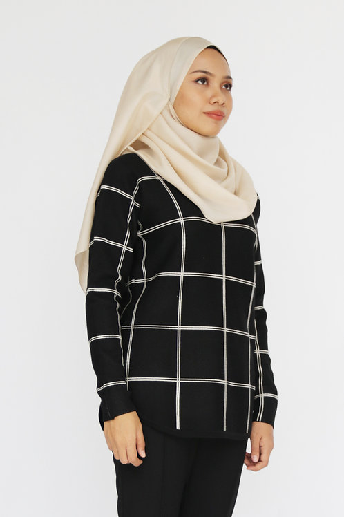 ʿĀ'ishah Knit (Black)