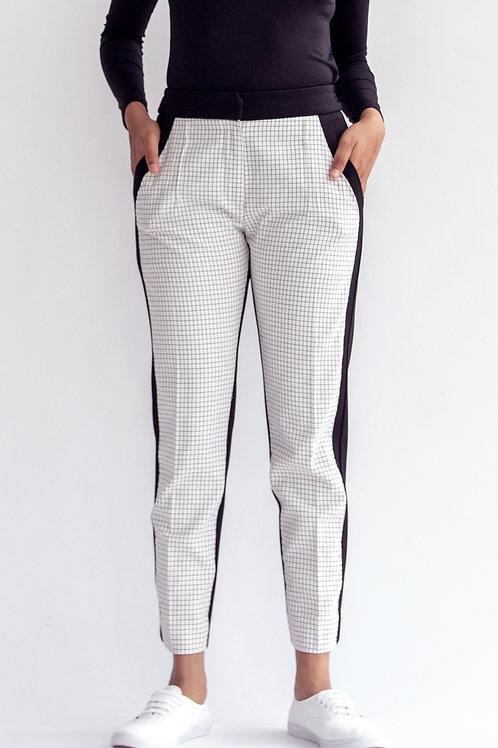 Track Pants (Black & White)