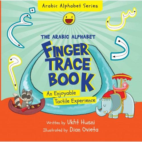 The Arabic Alphabet Finger Trace Book
