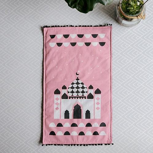 Poppetry Kids Prayer Mat (Pink)