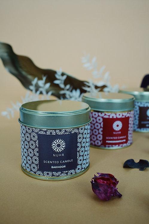 Bakhoor Luxury Scented Candle
