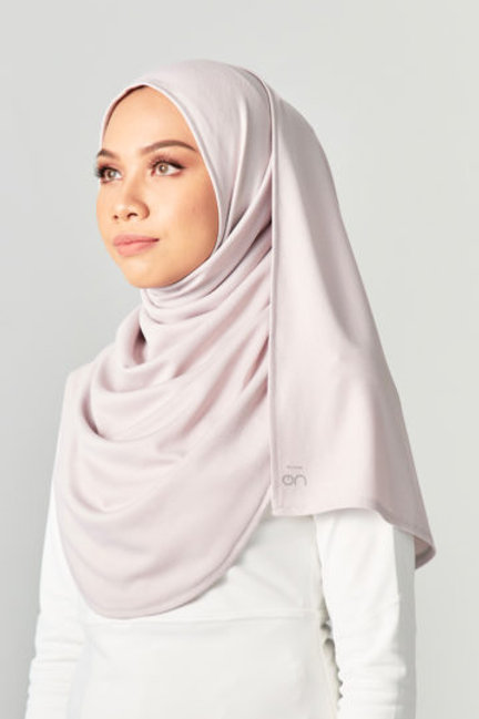 Active Performance Instant Shawl -Lavender