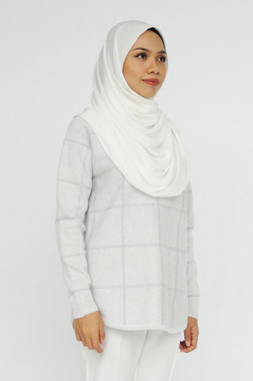 ʿĀ'ishah Knit (Dove Grey)