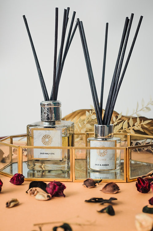Rose & Oud Reed Diffuser (200ML)