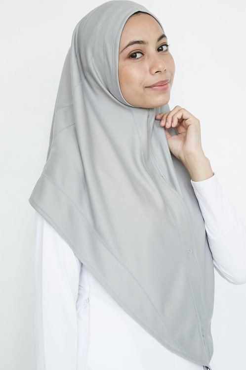 Silver Sky Active Performance Instant Scarf