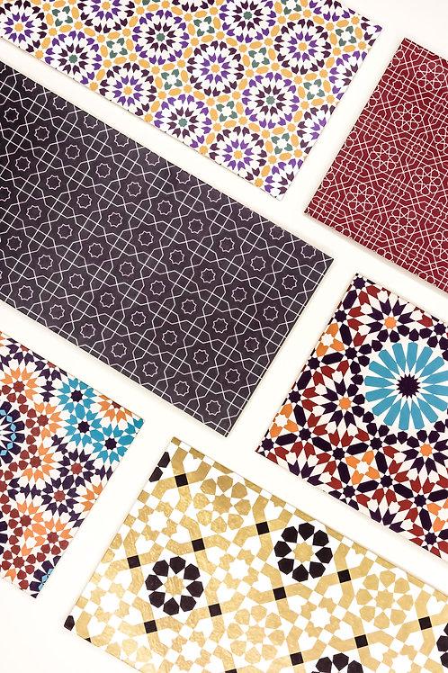 Lifetiles of Morocco Full Volume (Set of 60)