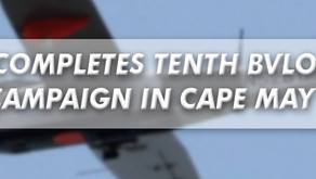 AATI Completes Tenth BVLOS UAS Flight Campaign In Cape May County