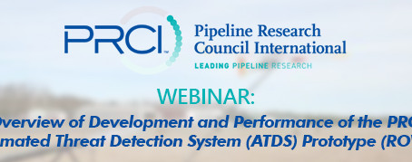 Webinar on Airborne Threat Detection for the Pipeline Industry Scheduled for Wednesday, April 11