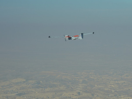AiRanger™ Completes Medium Altitude UAS Flight Campaign in California