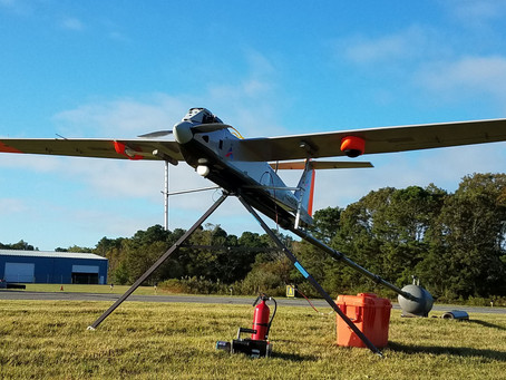 American Aerospace Completes  1st-ever Drone-Based Hurricane Response Exercise
