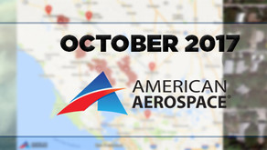 October has been a busy month for American Aerospace Technologies
