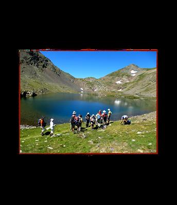 Randonnées en Pyrénées Catalanes