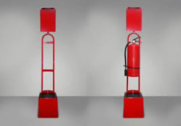 Pedestales | Extintores | Extinsafe