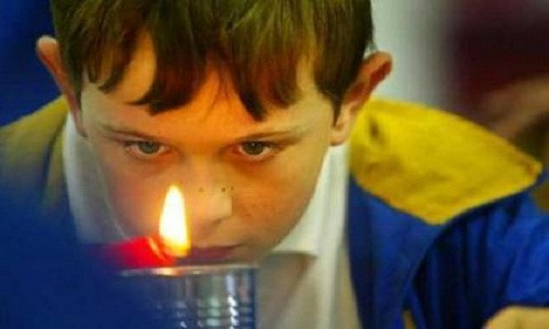 Prevención de incendios domésticos con niños
