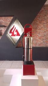 Pedestal Extintor Metal