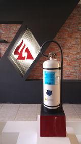 Pedestal Pequeño Extintor