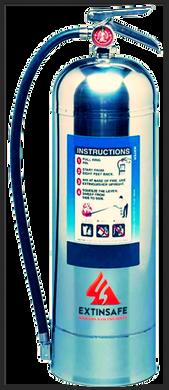 extintores agua presurizada